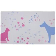 Plastičen pogrinjek za psa ali mačka