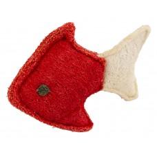 Mačja igrača za grizenje in praskanje FISH