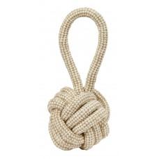 Pletena žoga z vrvjo XL – manjša