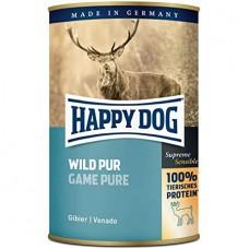Pasja hrana Happy Dog divjačina