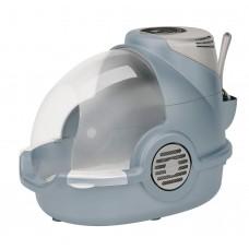 Mačje stranišče OSTER z ventilatorjem (odstranjevalec neprijetnega vonja)