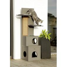 Mačja hišica EKO PLAY HOUSE