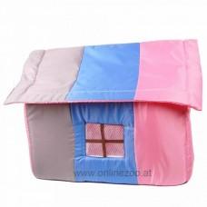 Zložljiva hiška / ležišče za manjšega psa ali mačko HOME SWEET HOME