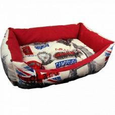 Pasja postelja LONDON ENGLAND, za velike pse