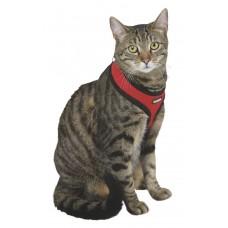 Mačja oprsnica ACTIV, rdeča